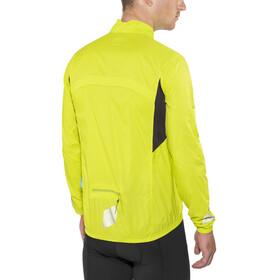 Shimano Compact Windbreaker Men Lime Yellow